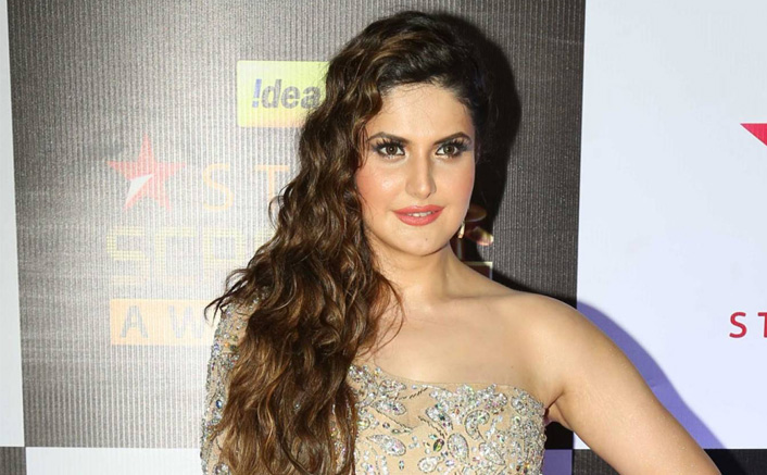 "Zareen Khan On Playing A Lesbian Character In her Next: ""Freedom Is Still Not Completely There"""