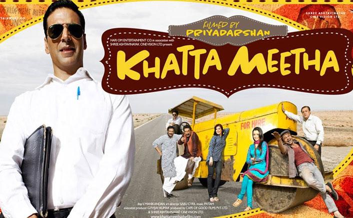 10 years of Khatta Meetha - Do you want to see Akshay Kumar back in its sequel as Sachin Tichkule?