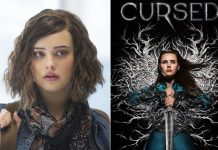 13 Reasons Why Actress Katherine Langford Opens Up On Her Upcoming Netflix Show Cursed