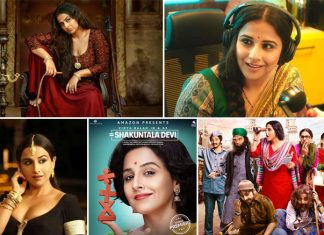 5 AVATARS OF VIDYA BALAN THAT SCREAM 'VERSATILITY AT ITS BEST'