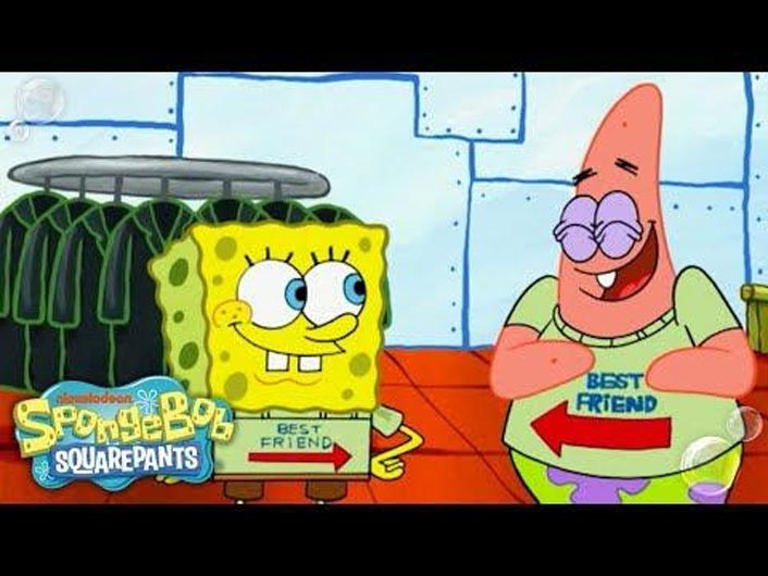 5 quotes SpongeBob SquarePants and Patrick gave us major BFF goals