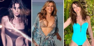 5 Times Gossip Girl Fame Elizabeth Hurley STUNNED In A Bikini & Redefined That Age Is Just A Number