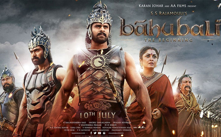 5 years of S.S. Rajamouli's Baahubali: The Beginning - The film that gave rise to an All Time Blockbuster