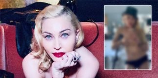 61-Year-Old Madonna Stuns With A Steamy Selfie On Instagram