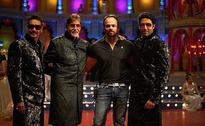 8 years of 'Bol Bachchan': Ajay Devgn invokes Big B's voice power to celebrate