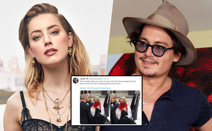 Amber Heard's Poop Pictures On Johnny Depp's Bed Go VIRAL; Disgusted Netizens Trend #AmberTurd