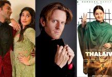 Exclusive! Alexx O'Nell On His Expectations From Kangana Ranaut's Thalaivi & Working With Rajkummar Rao, Janhvi Kapoor & Varun Sharma In Roohi Afzana