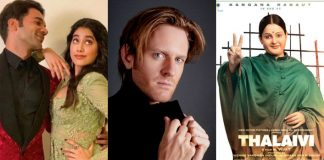 Exclusive! Alexx O'Nell On His Expectations From Kangana Ranaut's Thalaivi & Working With Rajkummar Rao, Janhvi Kapoor & Varun Sharma In Roohi Afzana