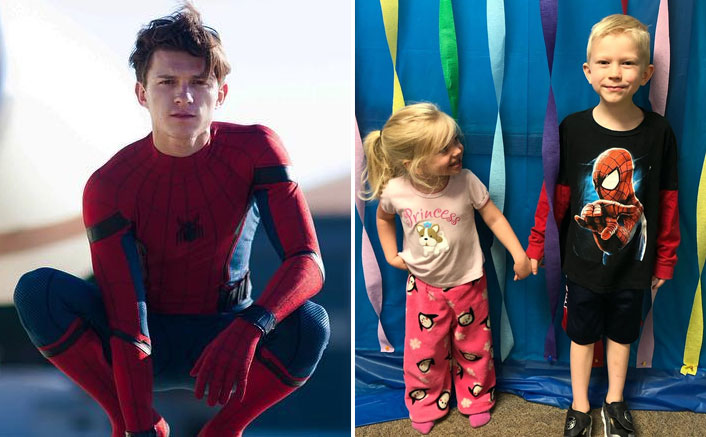 Spider-Man Tom Holland Has The BEST Surprise For 6-Year-Old Bridger Walker & We Wish If We Can Be A Part Of It Too