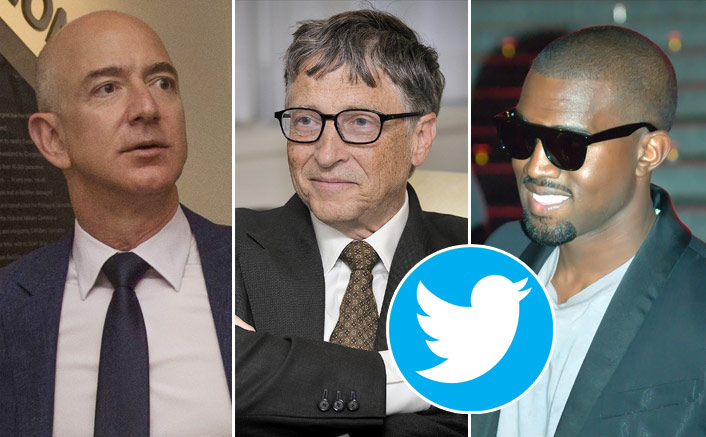 Twitter Accounts Of Kanye West, Jeff Bezos, Bill Gates & Others HACKED, Bitcoin Scammers Said To be The Culprits