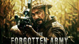 Sunny Kaushal/ The Forgotten Army