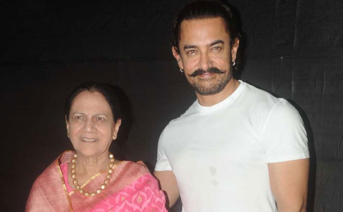 Aamir Khan's Mother Tested NEGATIVE For COVID-19; Actor Thanks His Fans For The Prayers