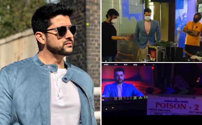 Aftab Shivdasani starts shooting for 'Poison 2'