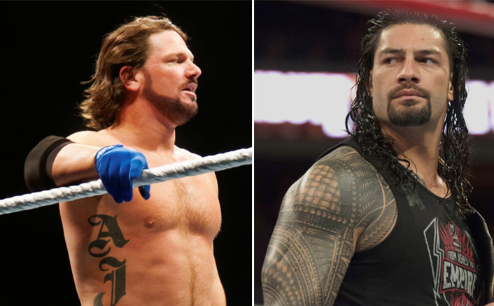 AJ Styles Credits Roman Reigns For Playing A Big Part In His Career To Make It Reach Where It Is Right Now WWE