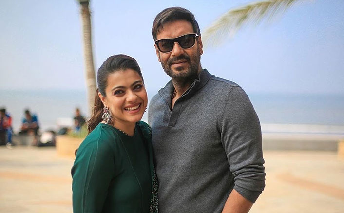 Ajay Devgn and Kajol's 'real and reel' love