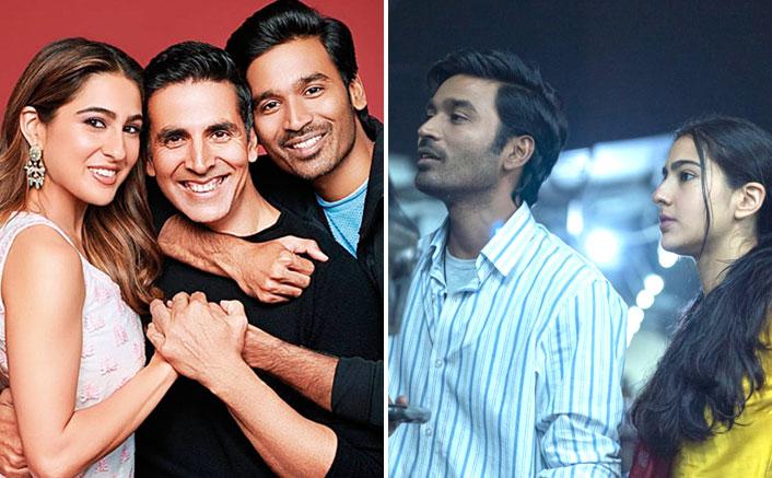 Atrangi Re: New Still OUT! Happy News For Akshay Kumar, Sara Ali Khan & Dhanush Fans
