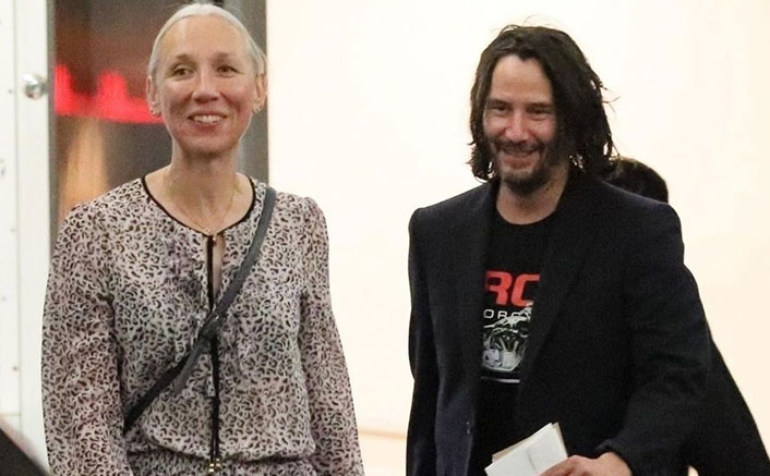 Alexandra Grant Gets Power To Keep BF Keanu Reeves' Obsessed Fan At Bay!