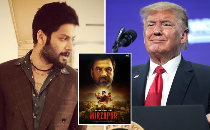 Ali Fazal Asks A HILARIOUS Question To Donald Trump & It Has Everything To Do With Mirzapur 2!