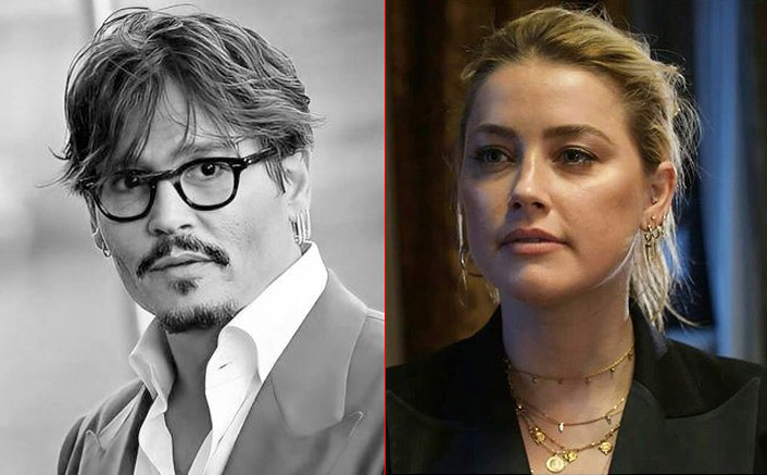 Amber Heard Addresses POOP Row, Alleges Her Dog Ate A Bag Of Johnny Depp's Marijuana!