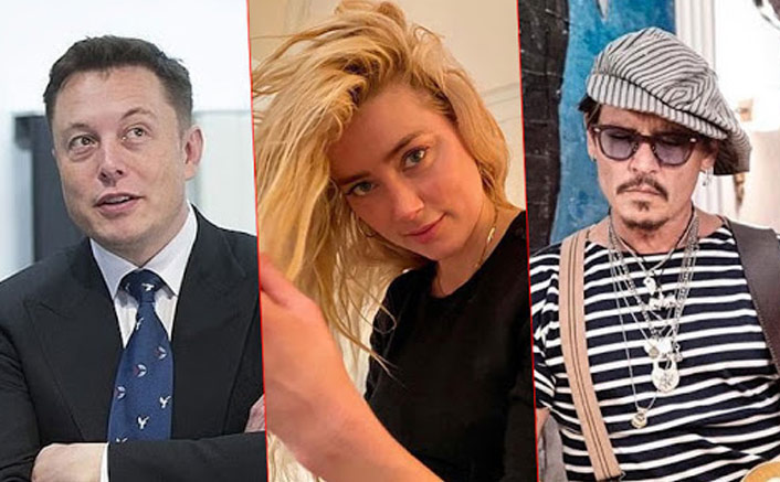 Amber Heard REACTS To Elon Musk Visiting Her In Johnny Depp's Absence; Calls Him 'Illogically Jealous'(Pic credit: Instagram/amberheard Instagram/johnnydepp)