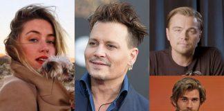 Amber Heard's SHOCKING Revelations; Says Johnny Depp Accused Her Of Having Affair With Leonardo DiCaprio, Liam Hemsworth & Others!