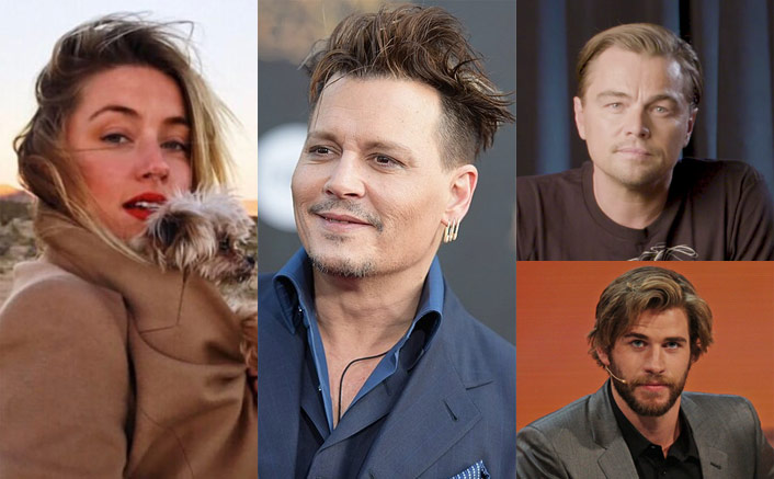Amber Heard's SHOCKING Revelations; Says Johnny Depp Accused Her Of Having Affair With Leonardo DiCaprio, Liam Hemsworth & Others!(Pic credit: Instagram/amberheard, Facebook/Leonardo DiCaprio)
