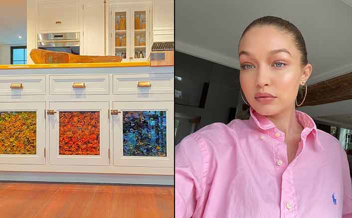 Amid Gigi Hadid's Pregnancy, Fans Freak Out Over Her 'Pasta Kitchen'