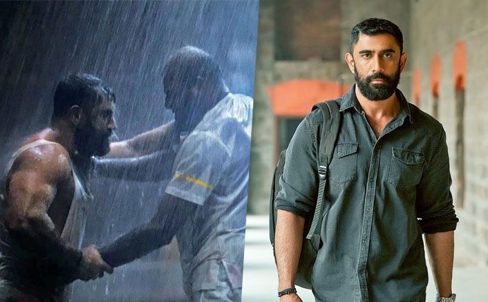 Amit on 'Breathe 2':Long journey getting into skin of Kabir Sawant's new avatar(Pic credit: theamitsadh/Instagram)