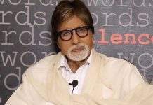 Amitabh Bachchan connects with 'extended family'