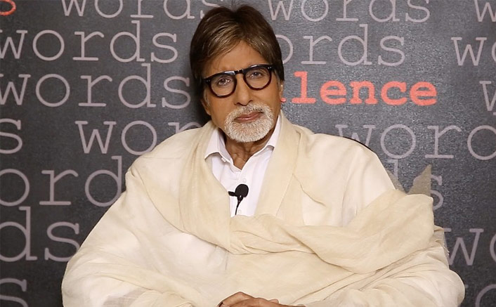 How Big B keeps warm in trying circumstances
