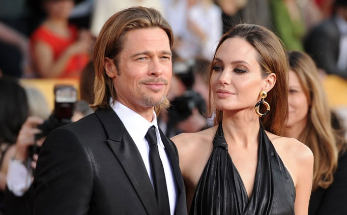Angeline Jolie Spotted On A Coffee Date With Ex-Husband Brad Pitt; What's Cooking, Good Looking?