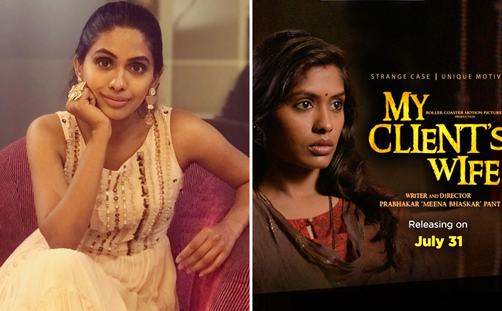 Anjali Patil: My character in 'My Client's Wife' is wickedly grey