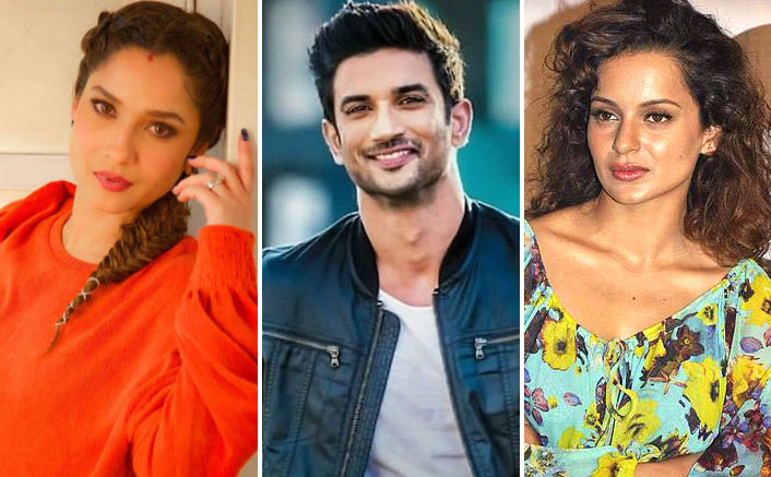 'Ankita Lokhande Needs Protection' After Opening Up About Sushant Singh Rajput's Depression, Feels Kangana Ranaut, Atul Agnihotri And Many Netizens