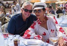Ant-Man' Michael Douglas Chills With His 'Wasp' Catherine Zeta-Jones In Mallorca But Their Cute Dog Steals All The Limelight!