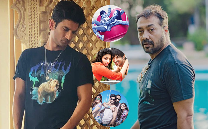 "Anurag Kashyap On Sushant Singh Rajput EXPLOSIVE: ""He Dropped Hasee Toh Phasee For YRF, Chose Drive Over A Film That I Was Doing""(Pic credit: Instagram/anuragkashyap10, sushantsinghrajput)"