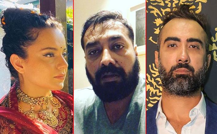"Anurag Kashyap To Kangana Ranaut's Team: ""Mujhe Jo Gaali Bakni Hai Bako""; Filmmaker Questions Ranvir Shorey's 'Bollywood Funkies' Tweet Too!"