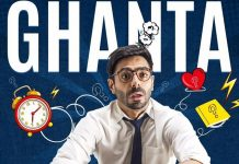 Aparshakti happy to be a part of quirky song 'Ghanta'