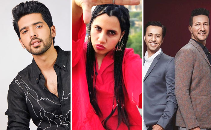 Beech Raaste: Armaan Malik, Nikhita Gandhi & Salim-Sulaiman Open Up About Their Recent 'Perfect Drive Song'