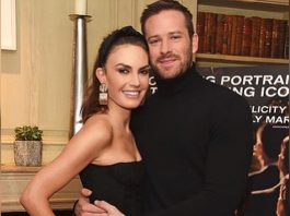 Armie Hammer and Elizabeth Chambers Calls It Quits After Being Married For 10 Years