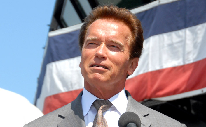 Arnold Schwarzenegger Opens Up On Living The American Dream