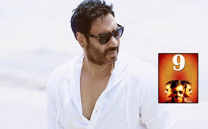 #9YearsOfSingham: Ajay Devgn Reminisces The First Time He Wore 'Khakhi Ki Vardi' In Rohit Shetty's Directorial!