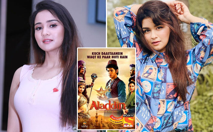 "Aladdin: Naam Toh Suna Hoga: Ashi Singh On Replacing Avneet Kaur: ""Expected A Lot Of Negative Feedback & Comments"""