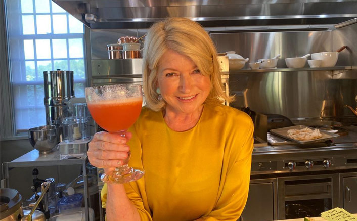 Martha Stewart At 78 Proves Age Is Just A Number With A Fun Pool-Side Selfie