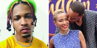 August Alsina Makes A SHOCKING Revelation! Will Smith Gave His Blessing To Wife Jada Pinkett's Alleged Affair