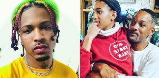August Alsina's Shocking Reply To Jada Pinkett & Will Smith