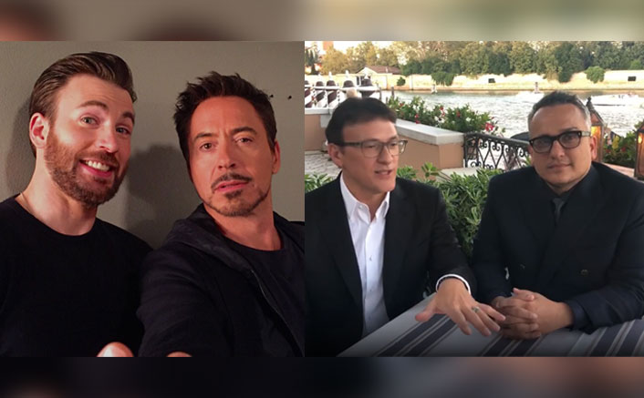 Avengers: Endgame Directors Share About Working With Robert Downey Jr & Chris Evans Again & We Can't Keep Calm!(Pic credit: robertdowneyjr/Instagram therussobrothers/Instagram)