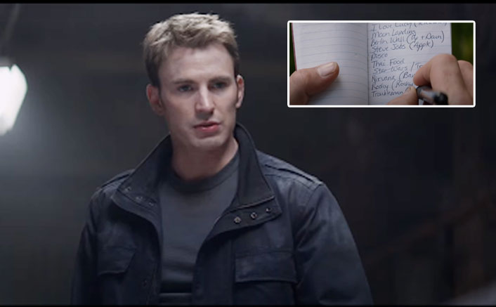 Avengers: Endgame Trivia #102: From Thai Food To Sherlock, Everything That Was On Chris Evans' Captain America's Catch-Up List!