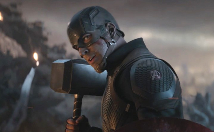 Avengers Endgame Trivia #98: THIS Fact About Captain America Solves The Riddle Of Him Being Worthy For Thor's Hammer