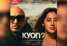 B Praak collaborates with Payal Dev for a sad love ballad