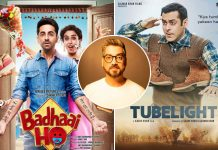 'Badhai Ho' maker Amit Sharma feels Salman Khan's 'Tubelight' is an overrated film